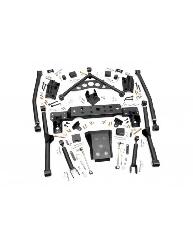"""4"""" ROUGH COUNTRY LONG ARM UPGRADE KIT..."""
