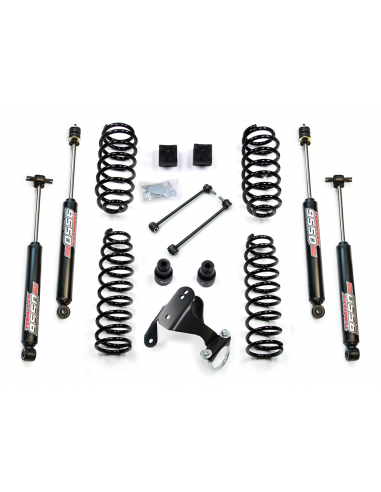 "2.5"" TERAFLEX KIT SUSPENSION JEEP JK..."